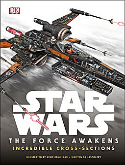 Star Wars Force Awakens Cross Sections