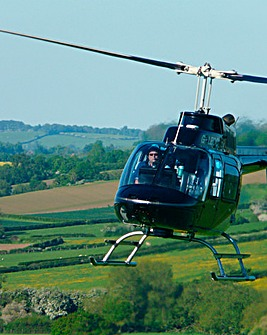 Helicopter Thrill For One