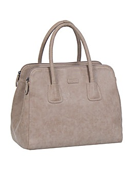 Piace Molto PU Large Handbag
