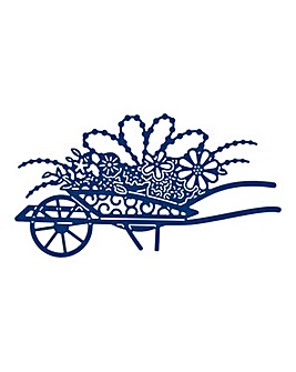 Tattered Lace Summertime Cart