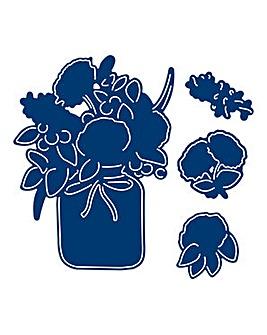 Spring Into Summer Vase&Stamp Set