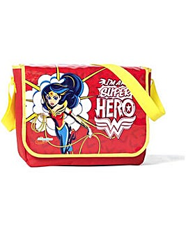 DC Superhero Messenger Bag.