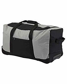 Go Explore Large Wheeled Holdall