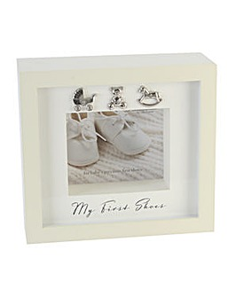 Bambino My First Shoes Keepsake Box