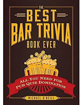 THE BEST BAR TRIVA BOOK EVER