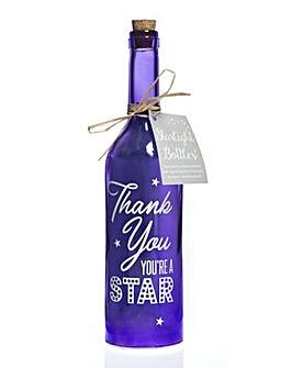Thank You - Starlight Bottle