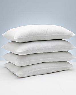 Silentnight Hippo & Duck Pack 4 Pillows