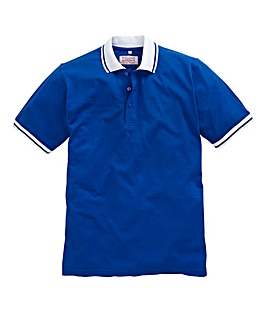 WILLIAMS & BROWN Mercerised Polo