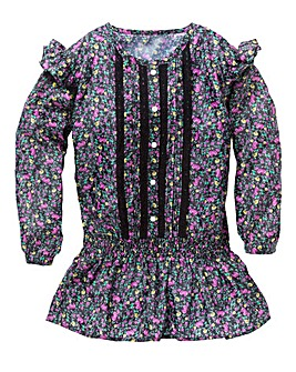 KD EDGE Girls Ditsy Blouse (9-13 years)