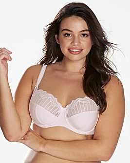 Charnos Sienna Pink Balcony Wired Bra