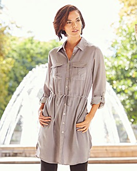 Joanna Hope Shirt Dress