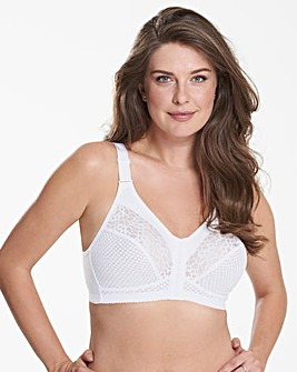 Miss Mary Non Wired F/Fastening Bra