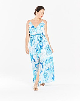 Joanna Hope Print Maxi Dress
