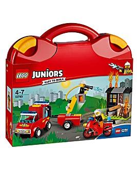 LEGO Juniors Fire Patrol Suitcase