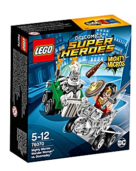 LEGO DC Comics Mighty Micro Wonder vs