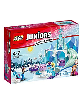 LEGO Juniors Anna & Elsa Playground