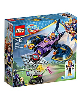 LEGO DC Super Hero Girls Batjet