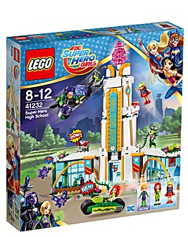 LEGO DC Super Hero Girls High School
