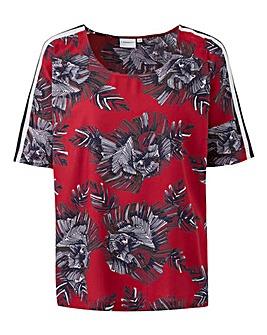 Junarose Printed T-Shirt
