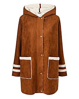 Junarose Shearing Coat