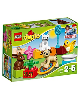 LEGO Duplo Town Family Pets