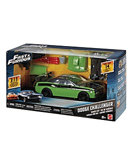 Fast & Furious Vehicle with Upgrade Kit