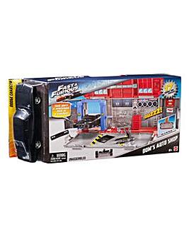 Fast & Furious Customiser Garage