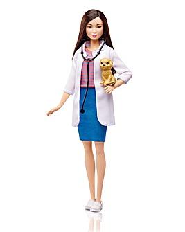 Barbie Career Doll - Pet Vet