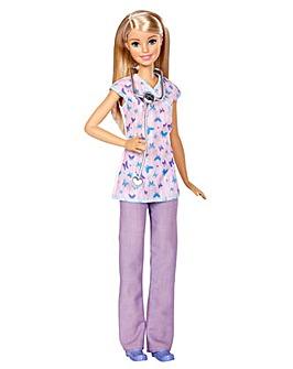 Barbie Career Doll - Nurse