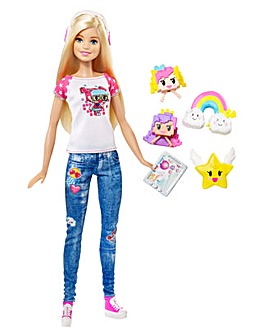 Barbie Video Game Hero Doll