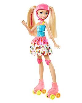 Barbie Video Game Hero Skating Doll