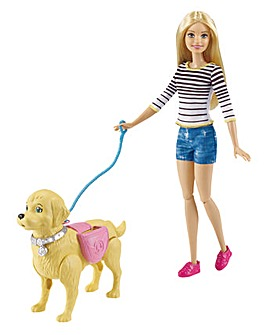 Barbie Spring Feature Pet