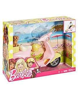 Barbie Mo-ped