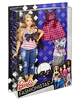 Barbie Fashionista Everyday Chic Doll