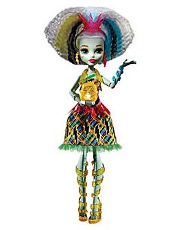 Monster High High Voltage- Frankie Stein