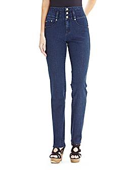 Simply Be Slim Leg Jeans Long