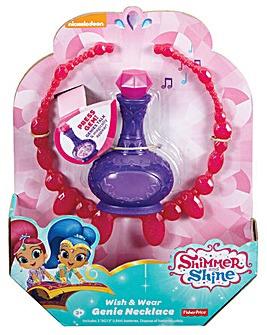 Shimmer and Shine Wish Wear Necklace