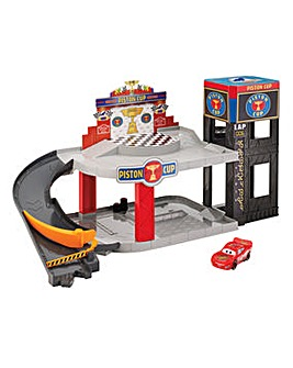 Disney Cars Garage Playset