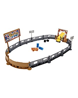 Disney Cars 3 Crazy 8 Fire Playset