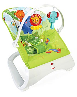 Rainforest Comfort Curve Bouncer