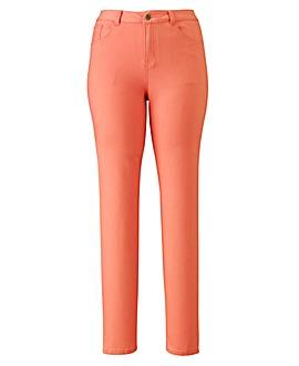 Chloe Super Stretch Skinny Jeans Long