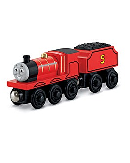 Thomas & Friends Wooden Railway - James