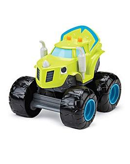 Monster Machines Talking Zeg Vehicle