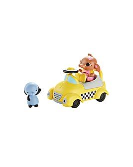 Bing Bunny Sula and Amma Talking Taxi