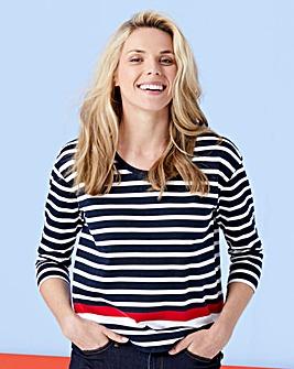 Tommy Hilfiger Mosie Stripe Top