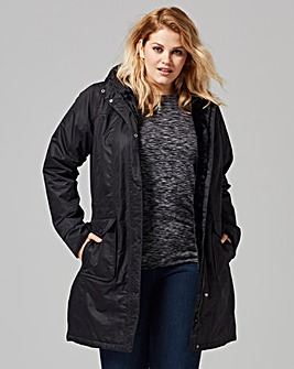Regatta Long Length Hooded Parka