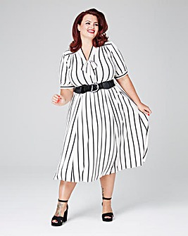 Scarlett & Jo Stripe Dress
