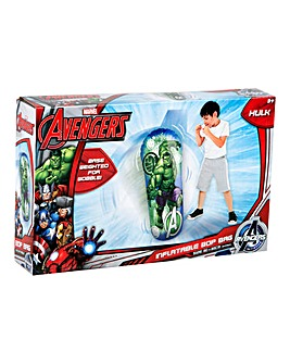 Marvel Avengers Hulk Bop Bag