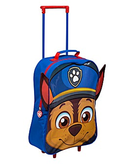 Paw Patrol Trolley Bag with Ears