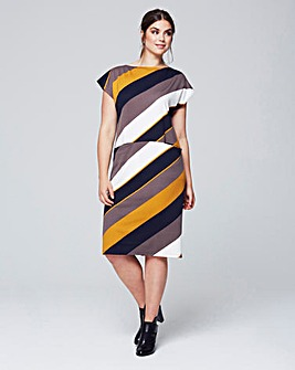Traffic People Preen Dress